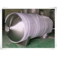 Buy Horizontal Replacement Air Compressor Receiver Tanks Mirror Polishing 8000 Liter at wholesale prices