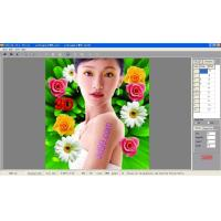 Quality PHOTOSHOP psd layers to 3D software for 3d lenticular print/ best than 3D Traxi lenticular software for sale
