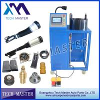 Quality Auto Parts Hydraulic Hose Pressing Machine For Air Suspension Air Strut Air Spring for sale