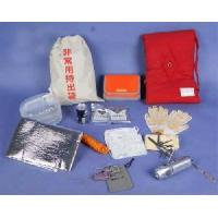 China survival first aid kit/fire escape package/rescue medical kit(NEW ARRIVAL) on sale