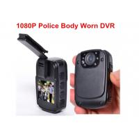 Quality High Resolution Video Police HD Body Camera For Law Enforcement Tool for sale