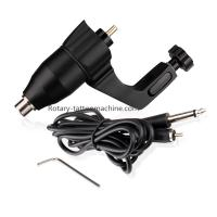 Quality 10 W Motor Body Art Shading Lining Rotation Tattoo Machine , Rotary Tattoo Equipment for sale
