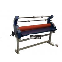 Quality Electric Cold Laminator 1300mm Rewinding Graphic Cold Roll Laminator (WD-HLD1300) for sale