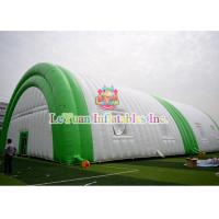 Quality Tennis Dome Outdoor Inflatable Tent For Soccer Field Easy Assemble for sale