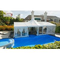 Buy cheap Nice high peak party marquee tent for weddings from wholesalers