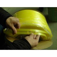 Quality yellow PP strapping band for sale