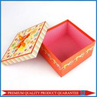 Quality Custom Color Print Matte Rigid Chipboard Paper Gift Packaging Box for sale