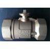 Motorised 3 Way Ball Valve DN20 Medium Pressure For HVAC / Heating System for sale