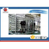 Quality Underground Water Treatment Systems / Industrial Reverse Osmosis System SUS304 for sale