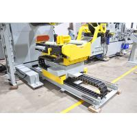 China Silicon Steel Coil Stamping Sheet Metal Decoiler Punch Feeder Machine / Equipment on sale
