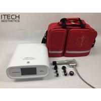 China Extracorporeal Shockwave Therapy Equipment / Reduce Cellulite Shock Wave 1-4 Bar Intensity on sale