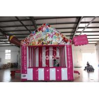 Buy Inflatable advertising market stand promotional booth at wholesale prices