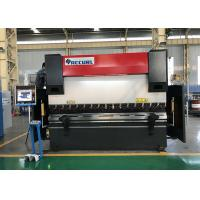 Buy Steel Plate 7 Axis 400 Ton 6000 MM CNC Press Brake Bending Machine With CE and at wholesale prices