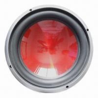 Car Subwoofer with 30 to 800Hz Frequency Response for sale
