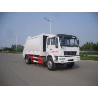 Quality SINO TRUK 12CBM garbage compactor truck for sale