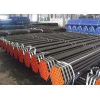 China High Pressure Cold Drawn Steel Pipe , Cold Rolled Steel Tube P92 2'' 60.3mm OD on sale