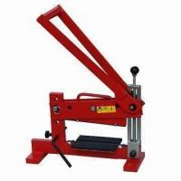 China Mini Heavy-duty Handheld Clay Brick Cutter and Paving Block Splitter Machine, Ideal for DIY Use on sale
