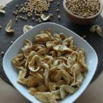 Quality organic high fiber jasmine pad thai black rice noodle supplier for sale