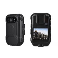 Quality Full HD 1080P Ambarella 4G Body Worn Camera With TFT Display , Unique Waterproof Design for sale