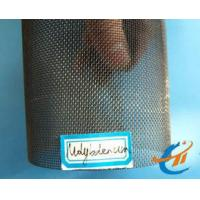 Quality Molybdenum Wire Mesh 6mesh to 400mesh, Plain and Twill, >2500℃ for sale