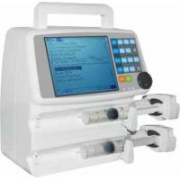 Quality Portable Clinic Basic electronic infusion pump Double Channel Patient Injection Treatment for sale