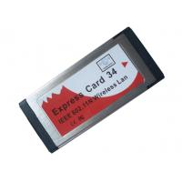 China ExpressCard to 11N 150M WIRELESS LAN CARD (RT3090 Chipset) on sale