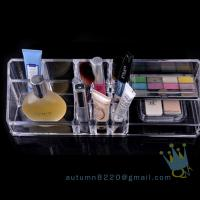 Quality acrylic cosmetic organizer drawer for sale