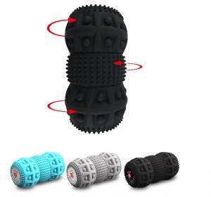 Quality Relaxed Vibration Foam Roller Foam Roller Shoulder Massage 3 Parts Unique Design for sale