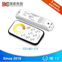 Quality Hot selling T2 R3 Mini CCT dimming LED light controller with touch remote control for sale
