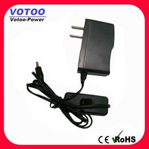 Quality AC 100V - 240V Switching Power Adapter Converter US Plug 12V 1A DC for sale