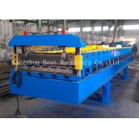 Buy cheap 1200mm Raw Material Width Roofing Panel Sheet Roll Forming Making Machine from wholesalers