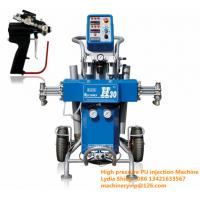 Quality High Pressure Polyurethane Rigid PU Foam Spray Machine Price for sale