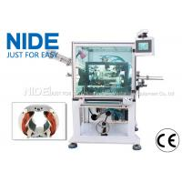 Buy cheap Full Automatic Stator needle Winding Machine / Aluminum , Copper Wire Winding from wholesalers