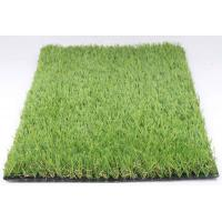 Buy Plastic Turf Grass / Realistic Artificial Grass Backyard SGS Certificate at wholesale prices