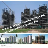 Apartments Fabricated Multi Storey Steel Frame Buildings for sale
