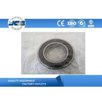 Quality Deep Groove Electrically Insulated Bearings 6007-2RS135 x 62 x14 MM High Speed For Motor for sale