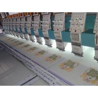 Quality Tai Sang Embro embroidery machine Vista Model 615( 6 needles 15 heads high speed embroidery machine) for sale