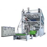 Quality Automatic Non-woven Fabrics Film Blowing Machine Set for sale
