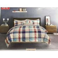 Quality 100 Percent Cotton 4 Piece Bedding Set , Summer Home Bedroom Bedding Sets for sale