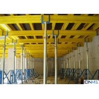 Quality Flexible Slab Formwork Systems Reusable Less Than 4.5m Floor Height for sale