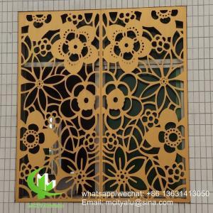 solid panel aluminum veneer sheet metal facade cladding bending sheet 2.5mm thickness for curtain wall facade decoration