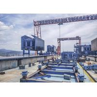 China Box Girder Precast Concrete Forms and Mould , Steel Mould Formwork Structure on sale