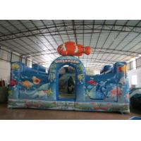Quality New Design Inflatable Undersea World Fun City Amusement Park On sale for sale