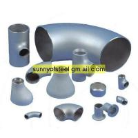 Quality ALLOY 255 DUPLEX pipe fittings for sale