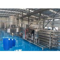 China Food Grade SS304 drinkable Paste Tomato Processing Line on sale