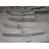 Quality Steel Sliders Heat Resistant Castings With High Manganese Steel for sale