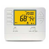 China 5 - 1 - 1 Programmable Digital Room Thermostat For Air Conditioning System on sale