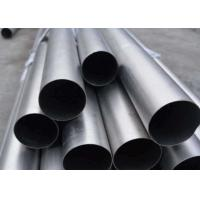 China Bright Annealed Titanium Welded Tubes Corrosion Resistance High Performance on sale