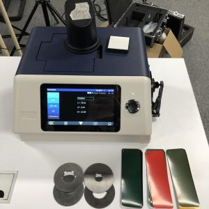 Quality Transmittance Colorimeter Hunter Lab Spectrophotometer Haze Meter YS6002 D/8 For LCD Panel for sale