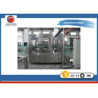Quality Soda Aluminum Can Filling Machine Full Automatic 5.5kw 6000CPH Energy Saving for sale